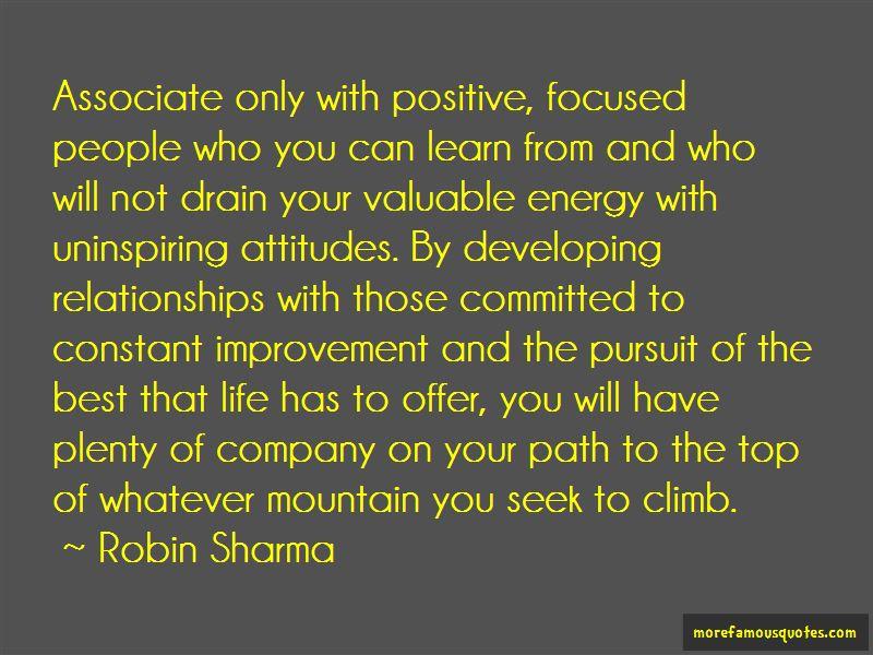 Uninspiring People Quotes