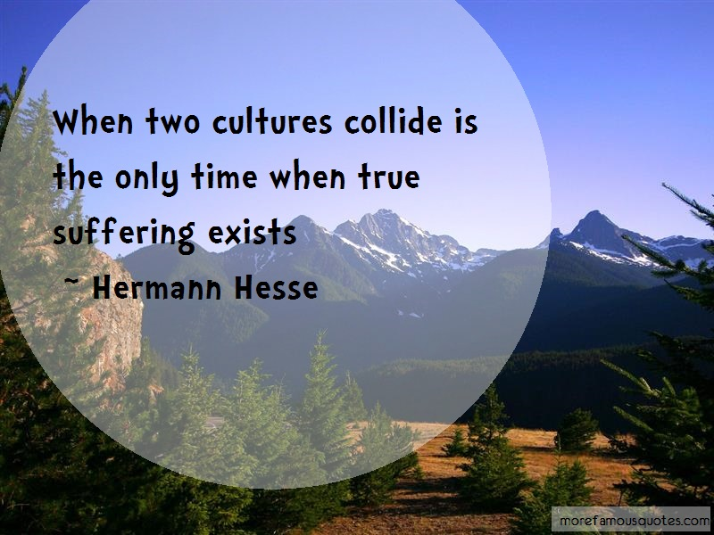when two cultures collide essay
