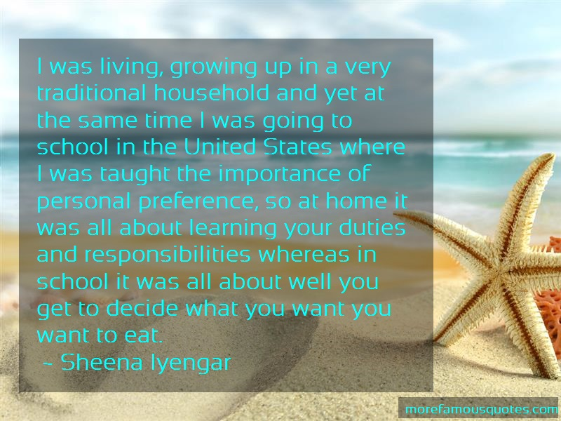 the importance of personal responsibility