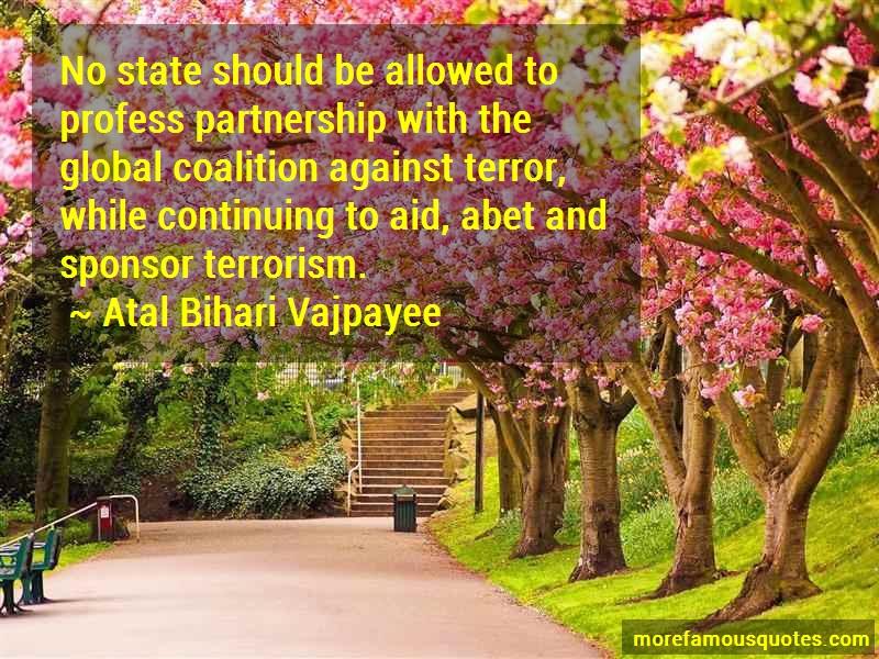 Atal Bihari Vajpayee Quotes: No State Should Be Allowed To Profess
