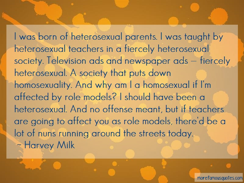 a comparison of heterosexual and homosexual parents