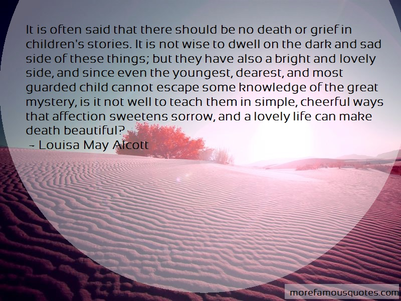 Life And Death Sad Quotes: top 47 quotes about Life And Death Sad ...