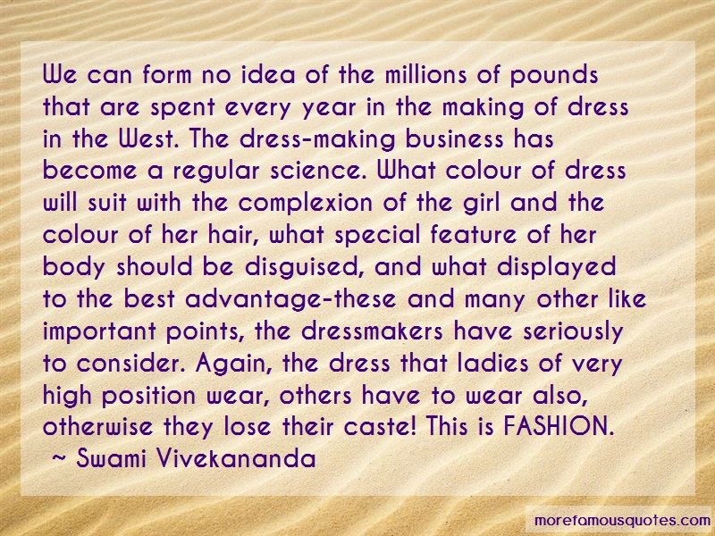 Swami Vivekananda Quotes: We Can Form No Idea Of The Millions Of