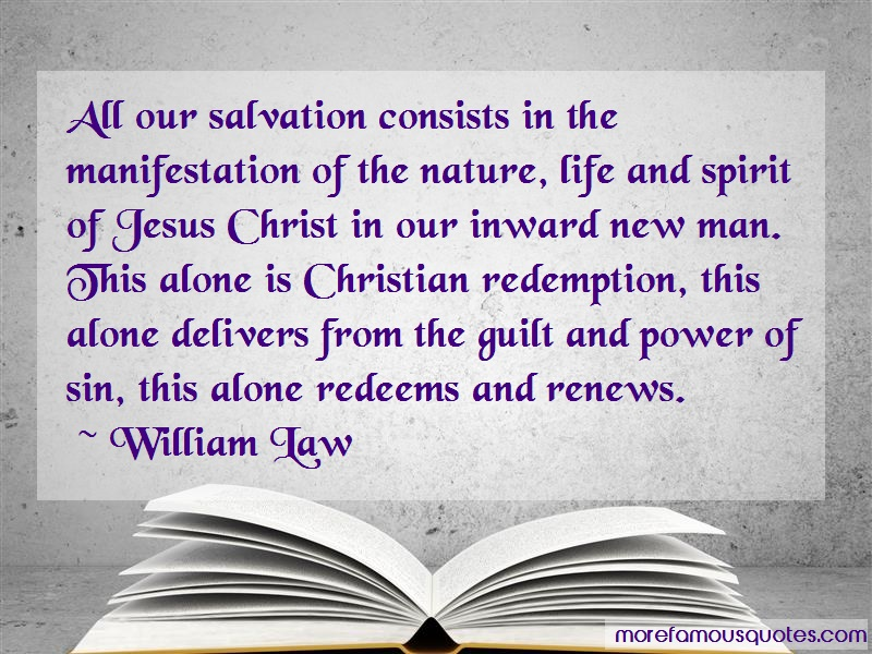 salvation in christ and growth to christian maturity