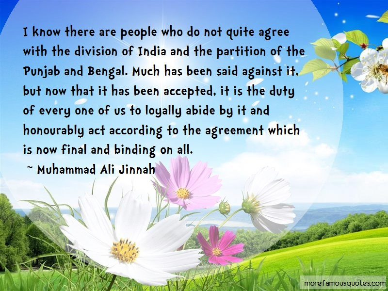 Muhammad Ali Jinnah Quotes: I Know There Are People Who Do Not Quite