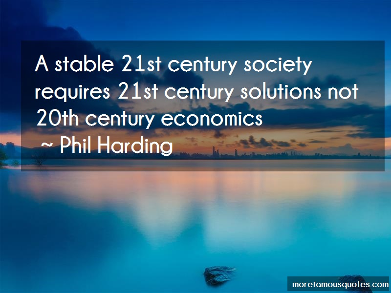 us economy 20th century versus 21st century
