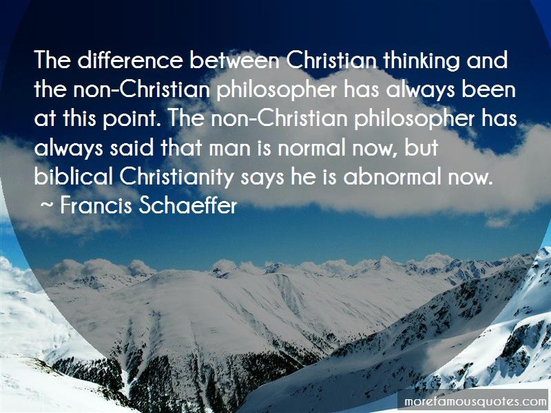 francis schaeffer s premarital advice