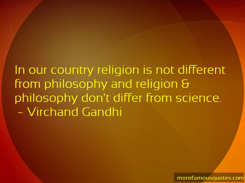 philosophy of science and religion