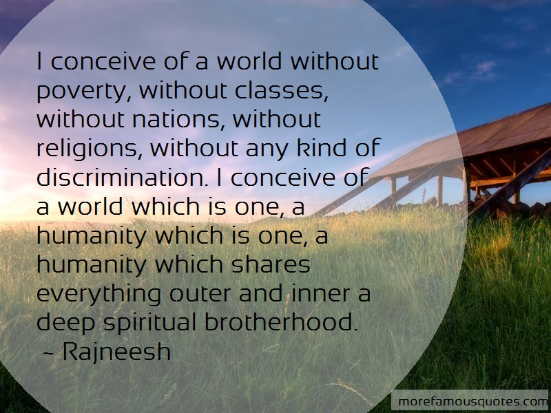 is the world without povert an