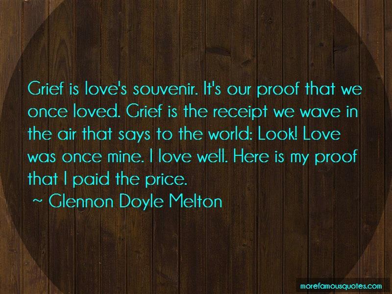 Glennon doyle melton quotes