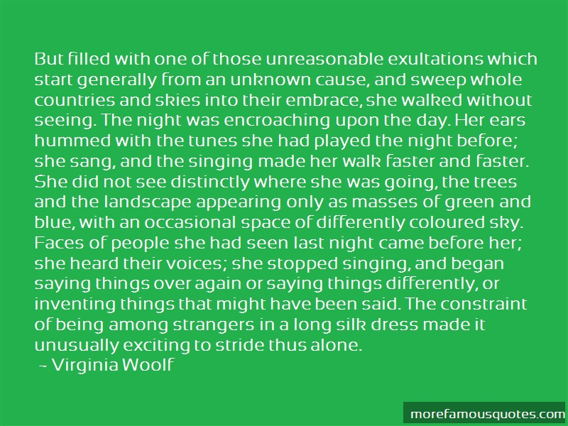 Virginia Woolf Quotes: But filled with one of those