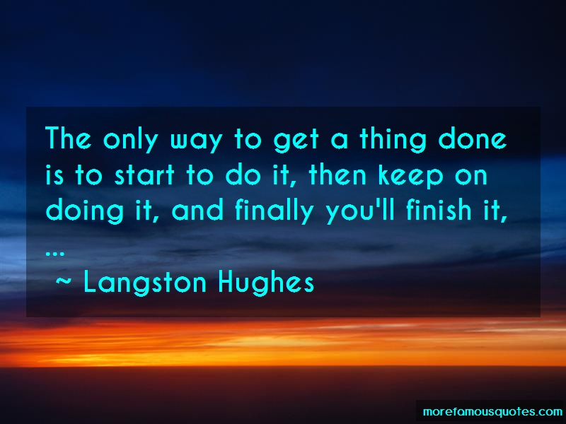 Langston Hughes  Biography amp Facts  Britannicacom
