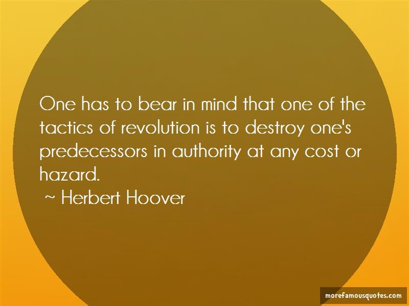 Herbert Hoover Quotes  Quotes by Herbert Hoover